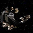 Dark omega devil blaster(king)