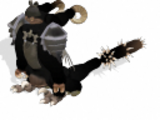 Dark Omega Devil Blaster