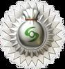 Odznaka złoty dotyk.png