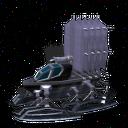 JMilitar Aquático Ligeiro Vazio