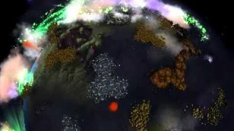 Spore hacked Staff of Life