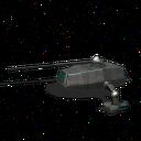 Serindia Mobile Terrain TankFront