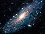 Nasa - the andromeda galaxy, m31, spyral galaxy