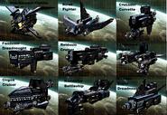 Mendel Pact Navy in Galactic Civilizations