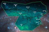 The Sanctum map