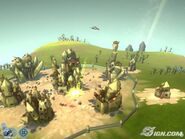 Demo-Spore Stage Space 9