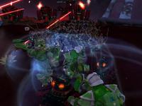 Spore Battle scene