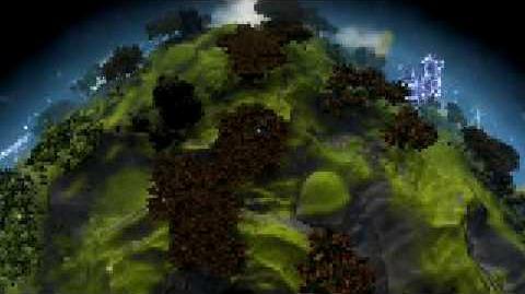 Zealot using Fanatical Frenzy on Spore