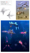 Koncepcja podwodnych pojazdów