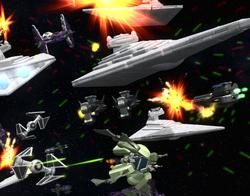 SGCW Battle of Frenal