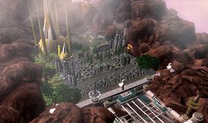 Mou'Cyran - Republic City