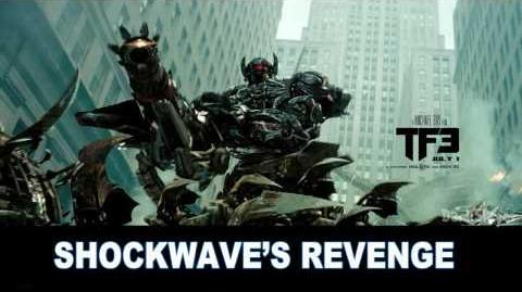 Transformers DOTM Score - 11 - Shockwave's Revenge