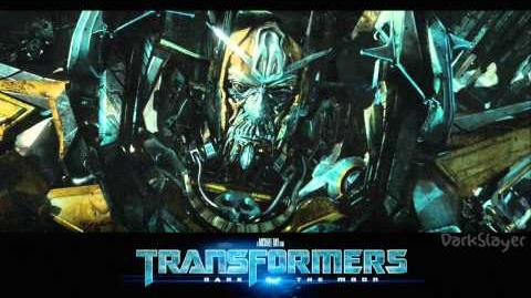 Transformers DOTM Score - 2 -Sentinel Prime
