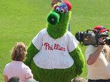 Phillie Phanatic (Philadelphia Phillies)
