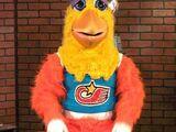 The San Diego Chicken