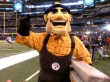Steely McBeam (Pittsburgh Steelers)