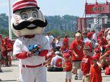 Mr. Redlegs (Cincinnati Reds)