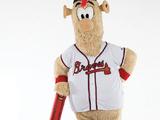 Blooper (Atlanta Braves)