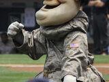 The Swinging Friar (San Diego Padres)