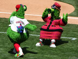 Phoebe Phanatic (Philadelphia Phillies)