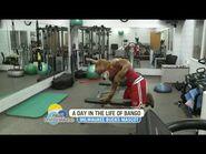 A Day in the Life - Bango (Bucks' Mascot)
