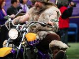 Ragnar the Viking (Minnesota Vikings)