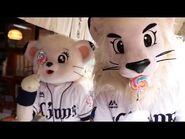 Saitama Seibu Lions Mascot's Kawagoe Adventures- Eat Your Way Through Penny Candy Lane!