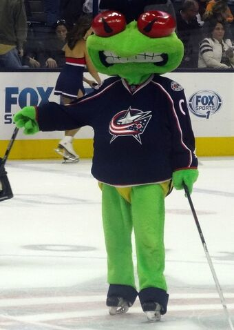 columbus blue jackets stinger jersey
