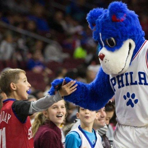Franklin Philadelphia 76ers Sportsmascots Wikia Fandom