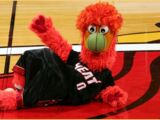Burnie (Miami Heat)