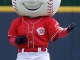 Mr. Red (Cincinnati Reds)
