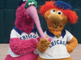 Ribbie and Roobarb (Chicago White Sox)