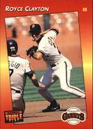 1992 Triple Play Base 123