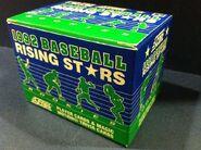 1992 Score Rising Stars Box