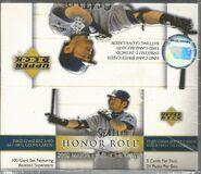 2002 UD Honor Roll Box