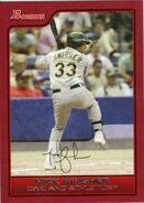 2006 Bowman Baseball Red Parallel