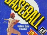 Donruss Baseball