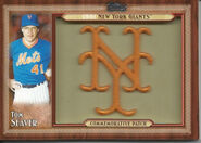 2011 Topps Update TB Patch TS