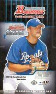2006 Bowman Baseball Box