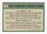 1965 Topps 016 Back