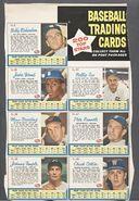 1962 Post Uncut Seven