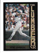 1992 Fleer Lumber 4