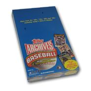 2012 Topps Archives Retail Box