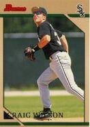 1996 Bowman Baseball 312 Craig Wilson