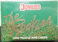 1990 Donruss Rook Set