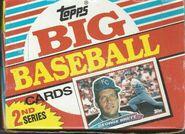 1988 Topps Big S2 Box