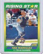 1992 Score Rising Stars 077