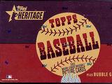 2002 Topps Heritage Baseball