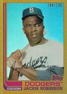 2013 Topps Archives Gold Parallel