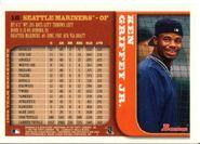 1997 Bowman Baseball 016 Reverse